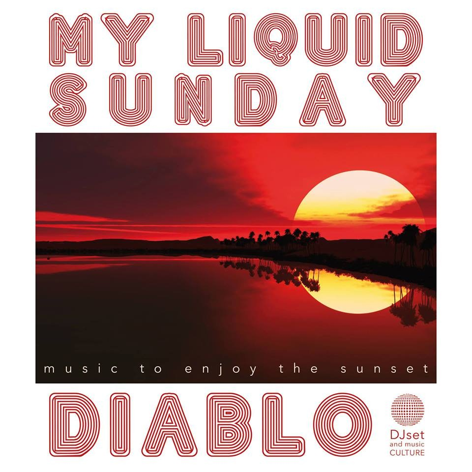 "Cagliari Low Cost: Aperitivo con Diablo ""My liquid Sunday"""