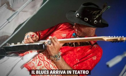 I live di Vivere a Cagliari: Salvatore Amara & The Easy Blues Band live al teatro Intrepidi Monelli