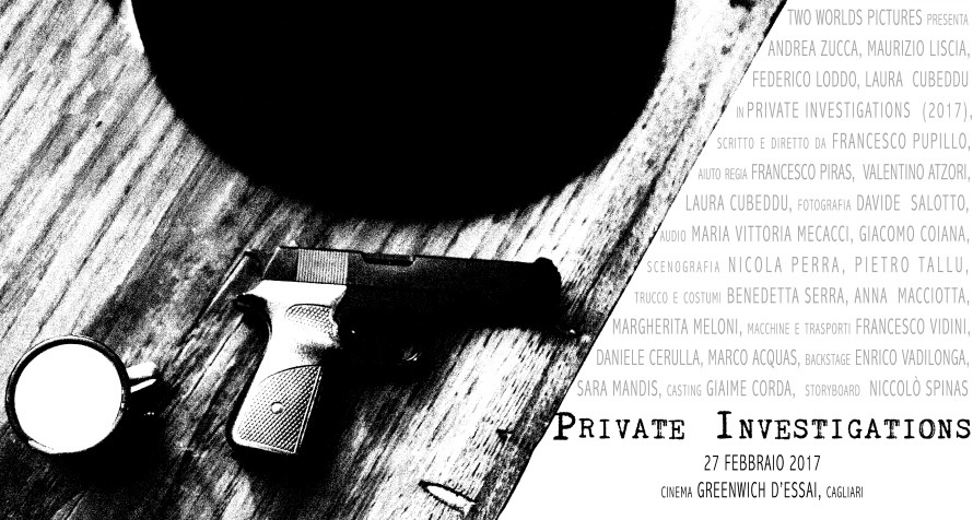 "Il film ""Private Investigations"" in scena al cinema Greenwich oggi 10 marzo"