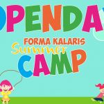 Forma Kalaris Summer camp – Il campo estivo di Little Star