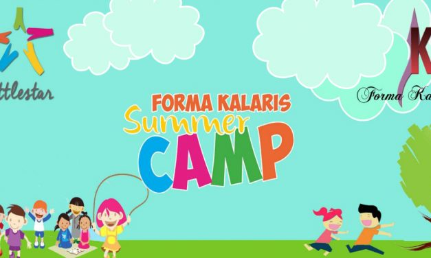 Forma Kalaris Summer Camp: il campo estivo di Little Star