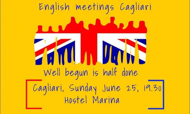 English Meeting All Levels – 25 giugno Hostel Marina