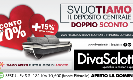 Cogli al volo l'imperdibile offerta dell'estate!